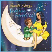 Sandi Sings Bedtime Favorites CD & Show : Click for Info